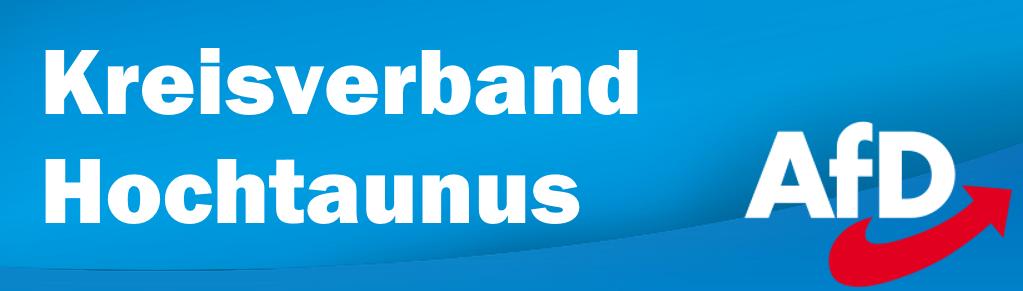 AfD Kreisverband Hochtaunus Logo